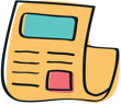 <p>Articles and Blog Posts</p>  icon