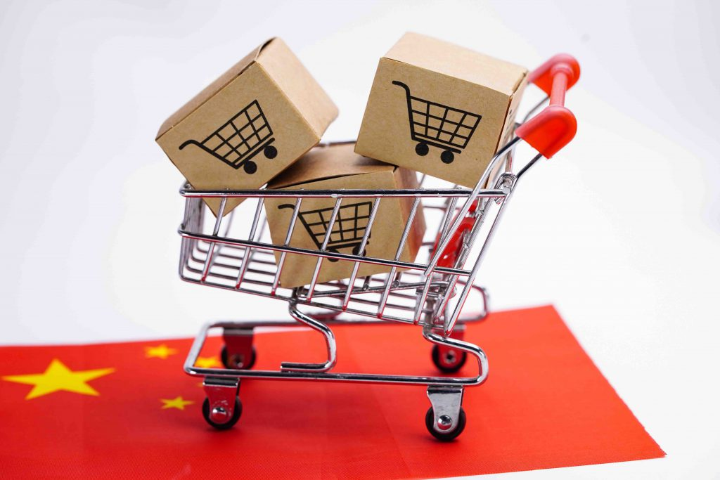Asia is leading global e-commerce growth