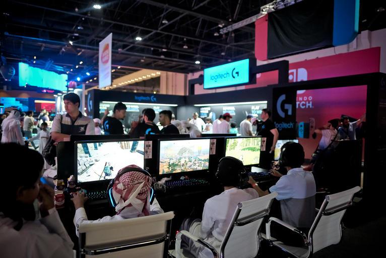 أكبر 10 أسواق للألعاب الرقمية في منطقة الشرق الأوسط وشمال أفريقيا