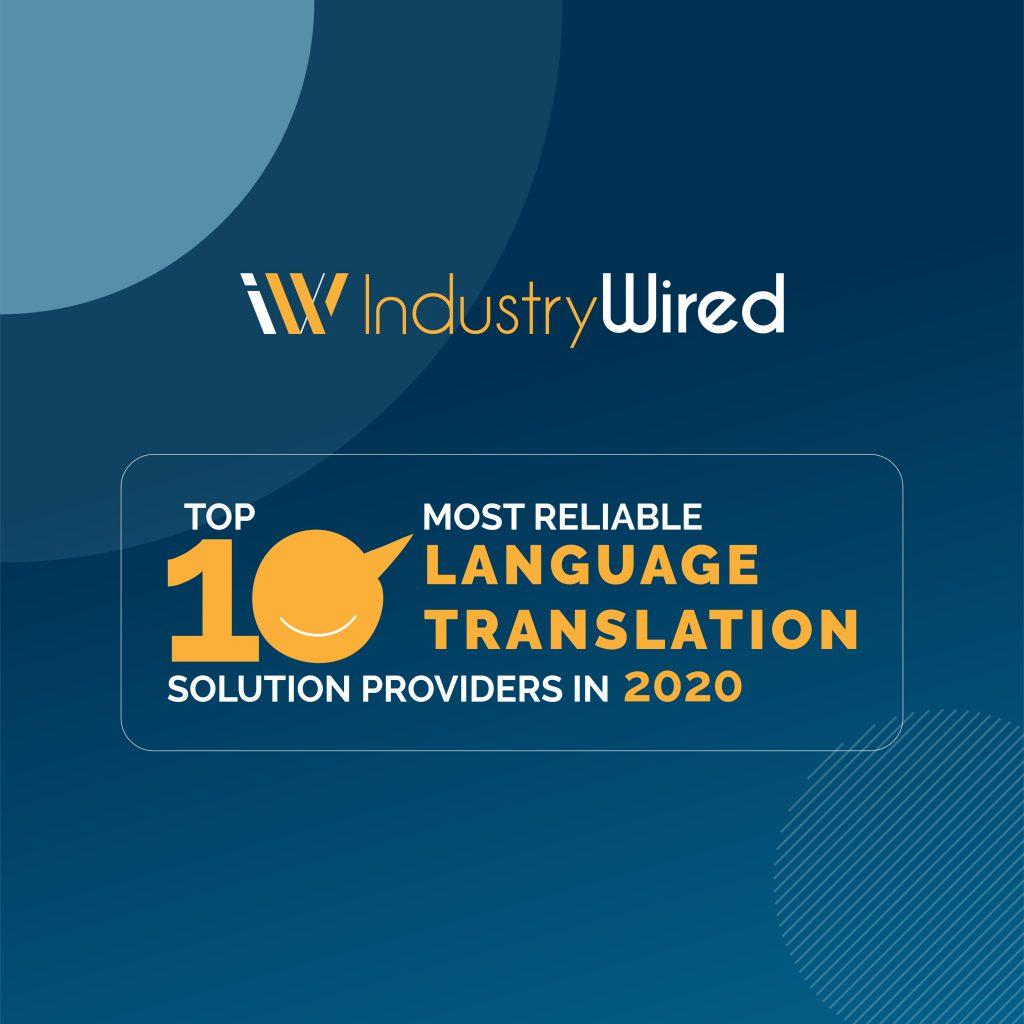 Language Solution Providers